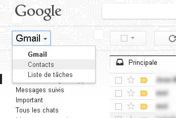 gmail contact import 01